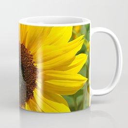 Sunflower nature photo Coffee Mug