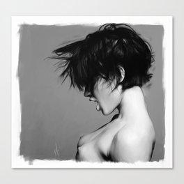 """profil86"" Canvas Print"