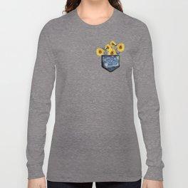 Pocket Full of Sunshine  Long Sleeve T-shirt