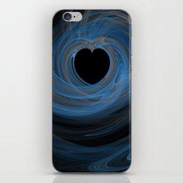 Valentine's Fractal VI - Dark iPhone Skin