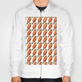 Orange Creamsicle Icecream Popsicles Hoody