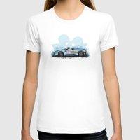 deadmau5 T-shirts featuring Deadmau5's Purrari 458 Spider by an.artwrok