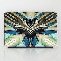 mask iPad Cases featuring Mask by Fringeman