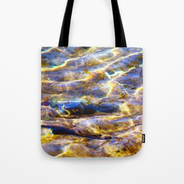 All Water is Ganga Tote Bag