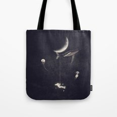 Swing Paradise Tote Bag