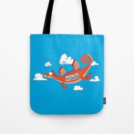 Dragonia Air Tote Bag