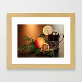 Inviting ... Framed Art Print
