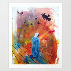 Pharoah Art Print