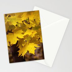 Autumn leaves 7258 Stationery Cards