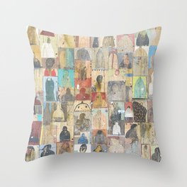 The People Want To Know Throw Pillow