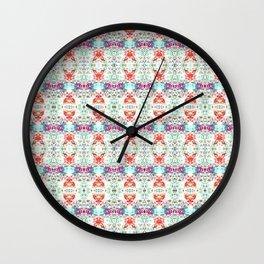 New prints Wall Clock