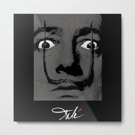 Salvador Dalí - Painter - Surrealism Metal Print