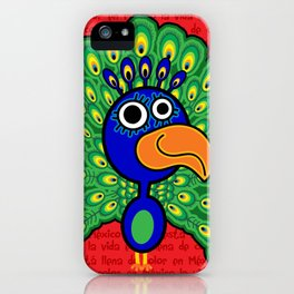 Mexicanitos al grito - Pavi iPhone Case