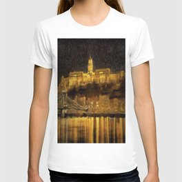 Budapest Vincent Van Gogh T-shirt
