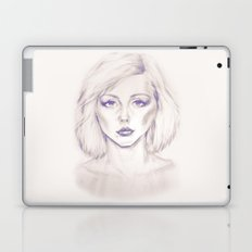 Debbie Harry from Andy Warhol famous picture Laptop & iPad Skin