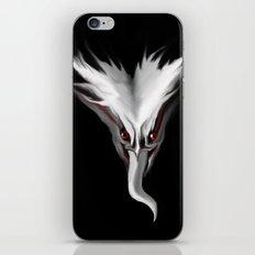 Tongue Demon iPhone & iPod Skin