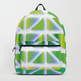 Geometric Forest Backpack