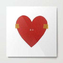 LOVERS Metal Print