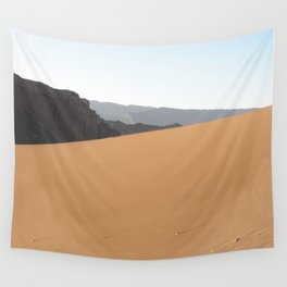 Giant sand dune Wall Tapestry