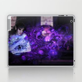 Breaking inside landscape scene Laptop & iPad Skin