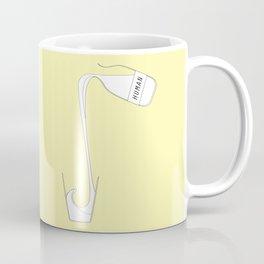 human Coffee Mug