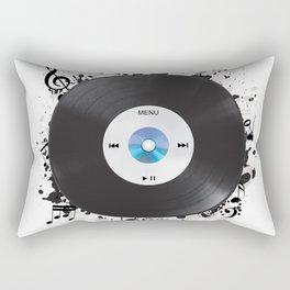AnalogiTal Rectangular Pillow