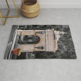 McKean Gateway East Side Park and Fairbanks Rollins College Winter Park Central Florida Orlando Rug