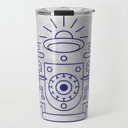 UFO Watchers Travel Mug