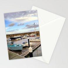 Watchet Marina Somerset England Stationery Cards