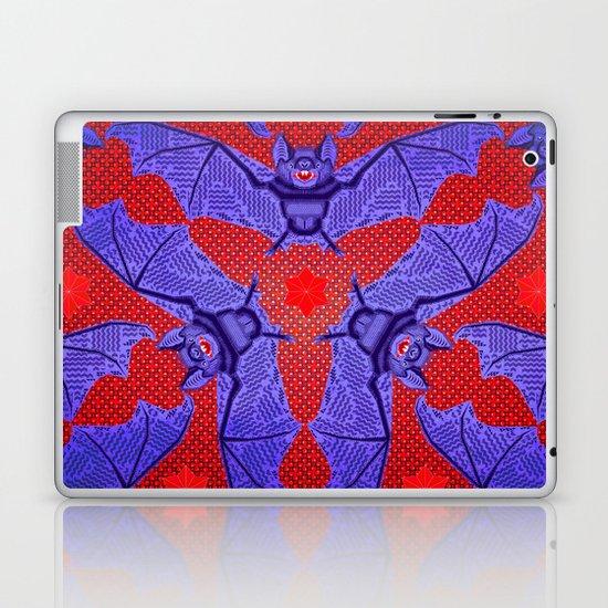 Vampire Blood Pattern Laptop & iPad Skin