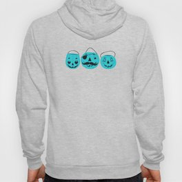 Trick or Treat Smell My Feet- Teal Pumpkin Project Hoody