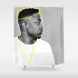 King Kendrick Shower Curtain