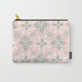 Molly, In the Garden Carry-All Pouch