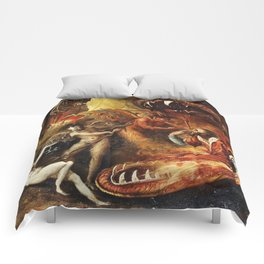 Demons and creatures Comforters