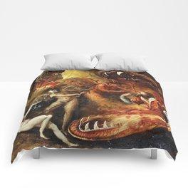 Demons and creatures Comforters
