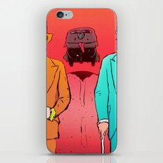 Dumb and dumber iPhone & iPod Skin