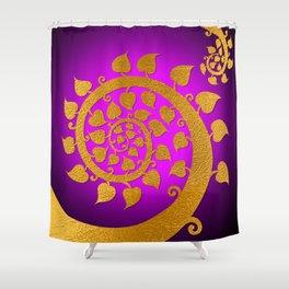 Bodhi Tree0606 Shower Curtain