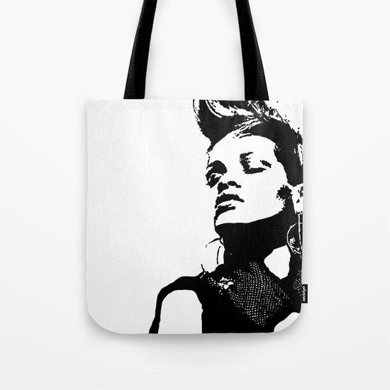 Rihanna. Tote Bag