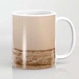 The SEAL - sepia 17 Coffee Mug