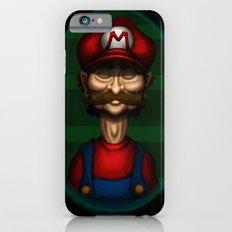 Sad Mario iPhone 6s Slim Case