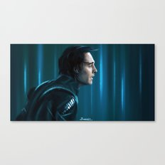 Winter's Chill Canvas Print