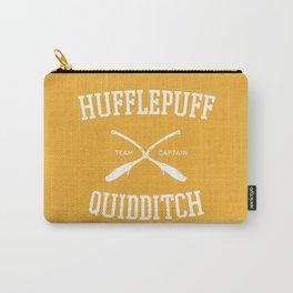 Hogwarts Quidditch Team: Hufflepuff Carry-All Pouch