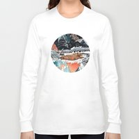 30 seconds to mars Long Sleeve T-shirts featuring Seconds Behind by Sandra Dieckmann