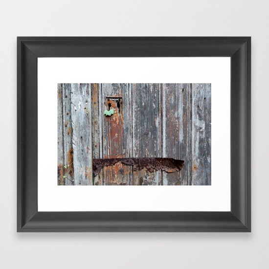 Another rusty Framed Art Print