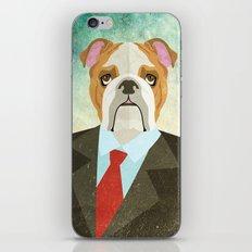 Mr. Woof iPhone & iPod Skin