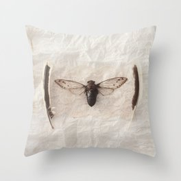 P.S. Throw Pillow