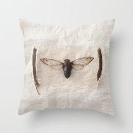 P.S. Throw Pillow