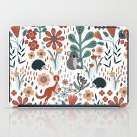 australia iPad Cases featuring Australia by Mel Armstrong