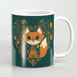 Foxy Heart Coffee Mug