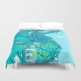 WOF The Lost Heir Duvet Cover